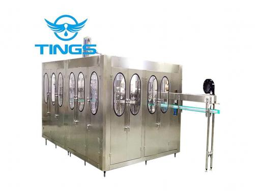 8000Bph Carbonated Drinking Filling Machine