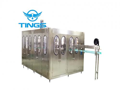 12000 Bottles Hour Carbonated Drink Filling Machine