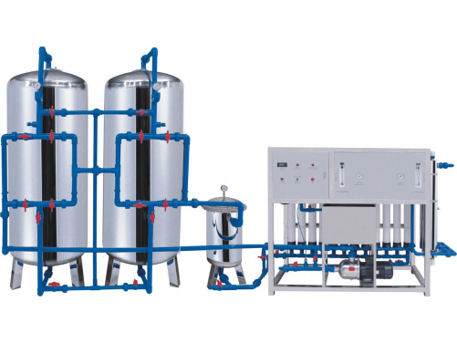 Mineral Water Purification Equipment