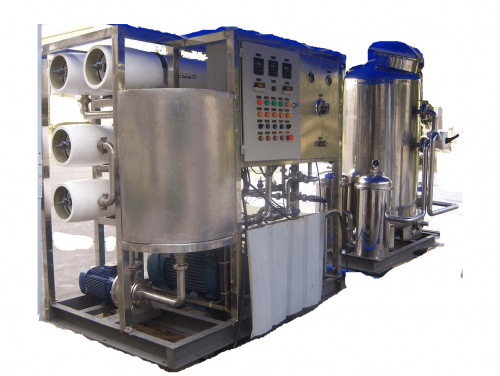 Seawater Desalination Unit