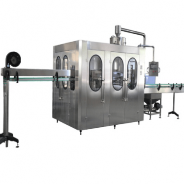 Fruit juce filler Automatic energy drinking bottle filling and capping machine