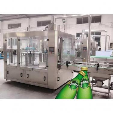 15,000BPH Automatic Carbonated Soft Drinks Filling Machine Manufacturing Plant for Pet Bottles