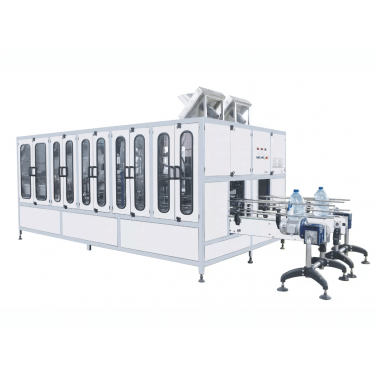 Factory Produce 3-10L Automatic Mineral Water Filling Machine with Different Designed Bottle