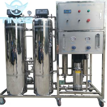 Reverse Osmosis Water Treatment Equipment