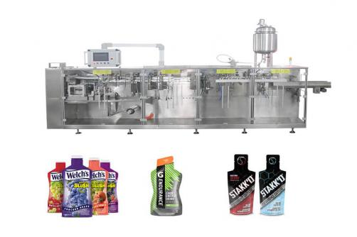 energy drink Irregular Shaped Bag Packing Machine