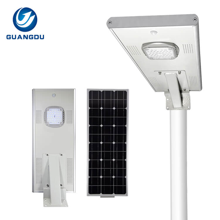 GD-LD-S11 with Pole Bracket