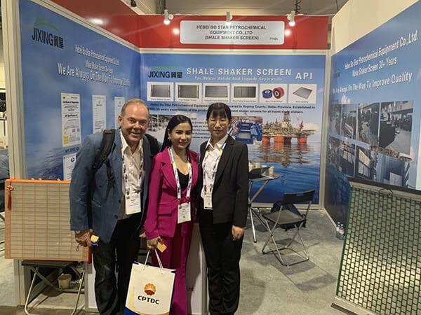Hebei Bo Star attended the GPS (Global Petroleum Show) in Calgary (Canada)