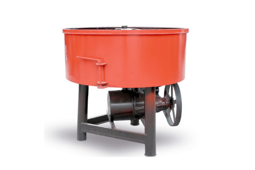 HWP350 Pan Concrete Mixer