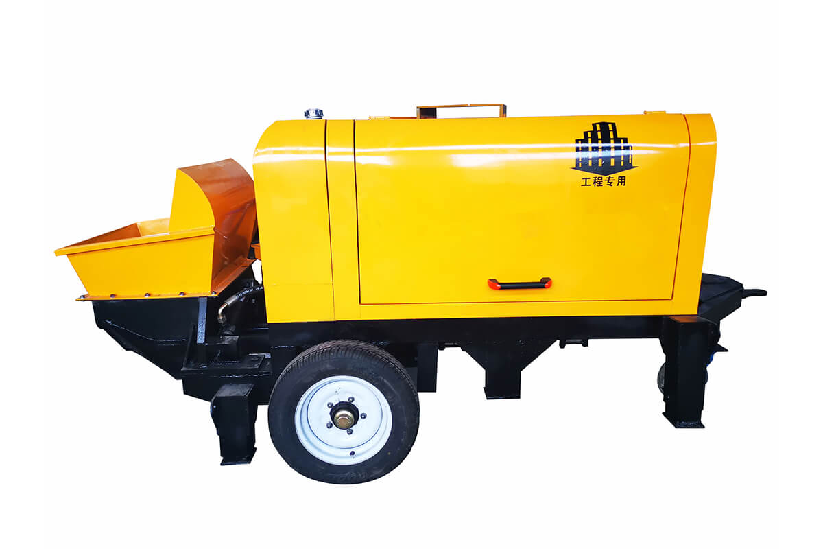 HW30-30 Concrete Pump