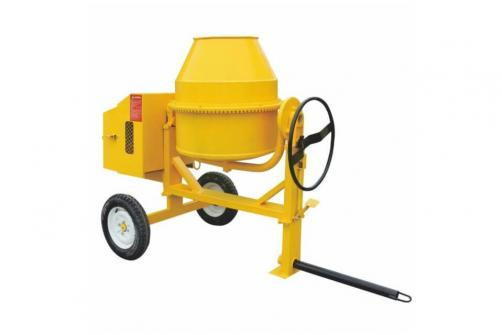 HW400-2C Small Concrete Mixer