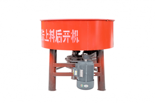 HWP250 Pan Concrete Mixer