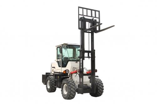 HW50-40L All-terrain forklift
