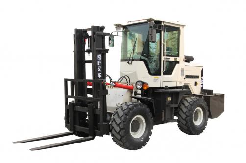 HW40-40L All-terrain forklift