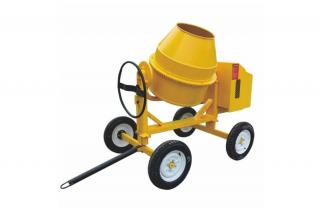 HW400-4C Small Concrete Mixer