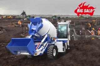 Promotion!!! HWJB200 Concrete Mixer Truck