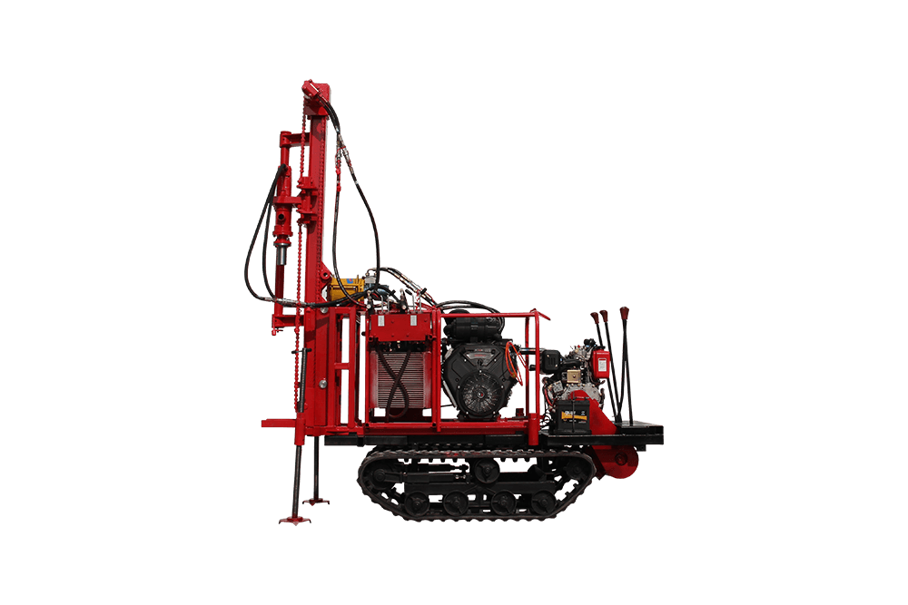 Geological Exploration Drill Rig