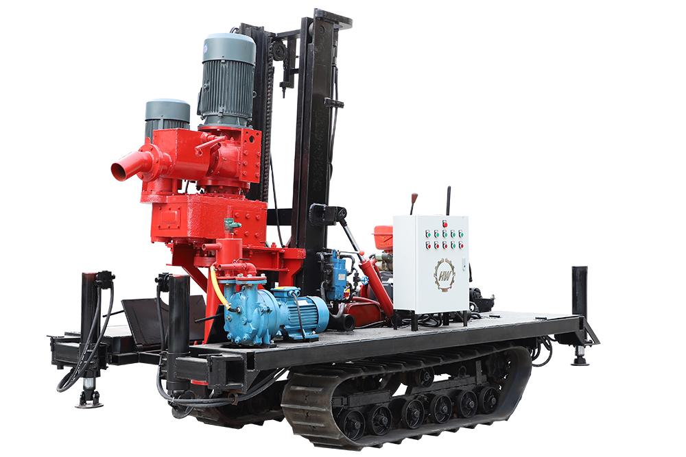 China Forward & Reverse Circulation Drilling Engineering