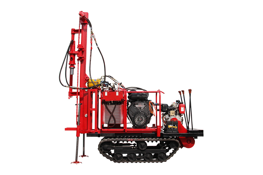 HWL30Z Mountain Drill Rig