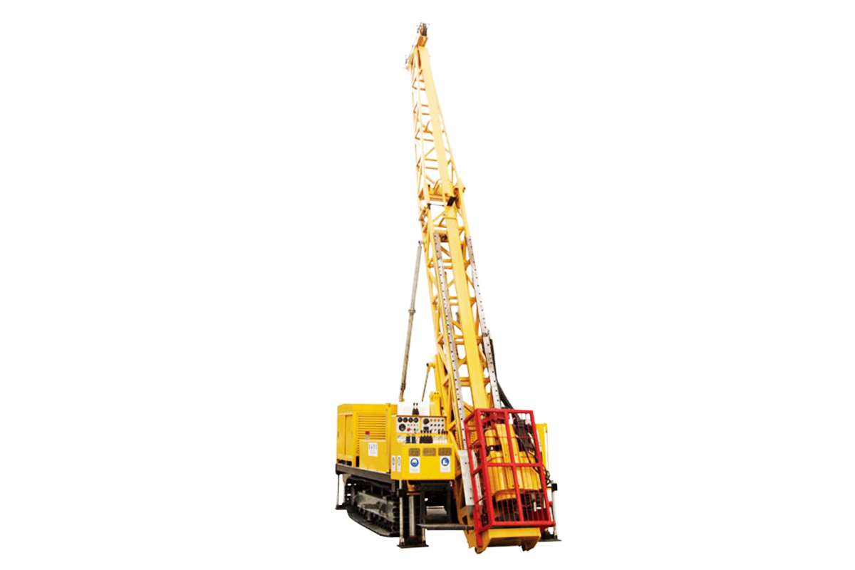HW-1500 Full Hydraulic Diamond Core Drilling Rig
