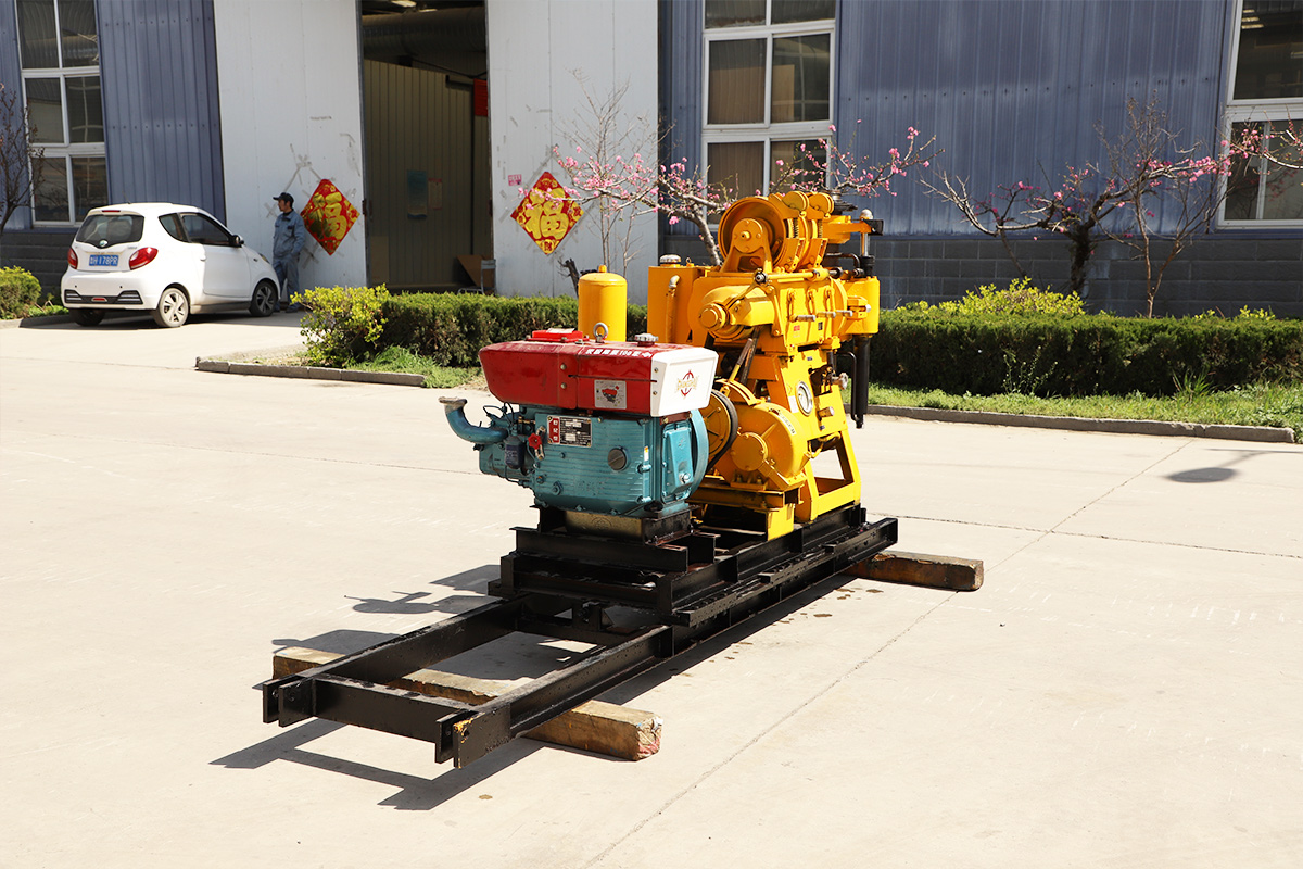 Promotion!!! HW190 Hydraulic Drilling Rig