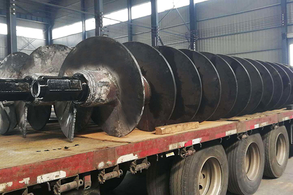 Spiral Drill Pipe