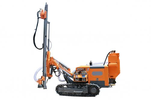 HW416 Separated DTH Surface Drill Rig