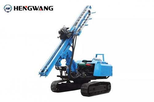 HWL300 Solar Pile Driver(DRILLING FUNCTION)