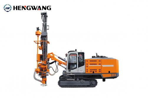HW453 Integrated DTH Surface Drill Rig
