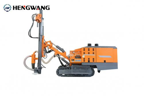 HW452 Integrated DTH Surface Drill Rig