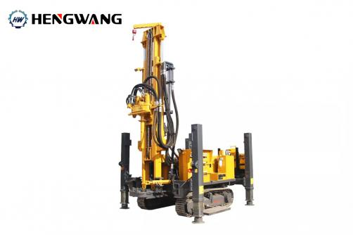 HW3/160 Crawler Water Well Drilling Rig