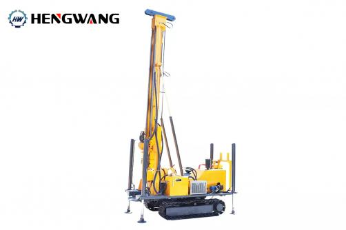 HW-400L Mud/air Drilling Rig