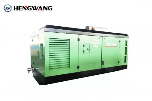 KSZJ-18/17  Screw Air Compressor