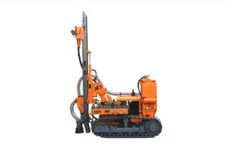 HW410 Separated DTH Surface Drill Rig