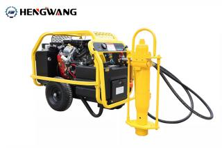 HW15P Shallow Soil Sampling Rig