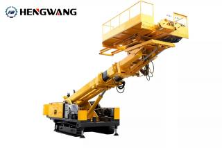 Crawler Rock Drilling Machine (12M)