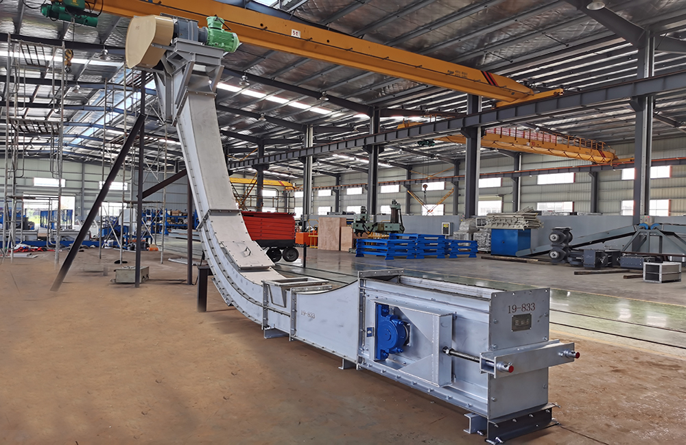 Vertical Chain Conveyor