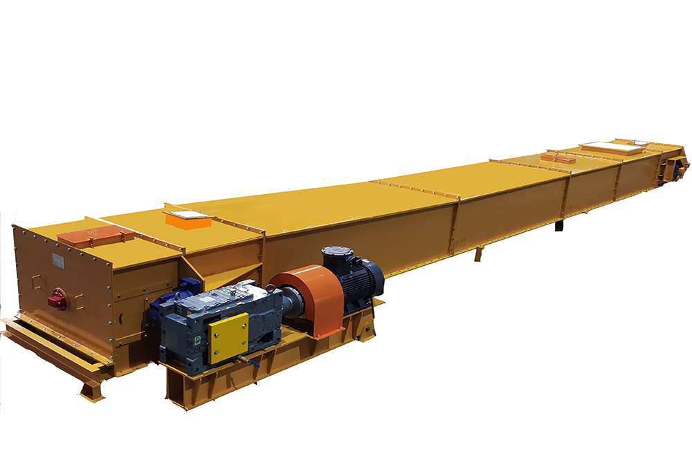 MSW Series Scraper Chain Conveyor
