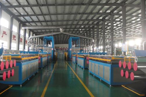 High-strength High-modulus PE Fiber Production Line
