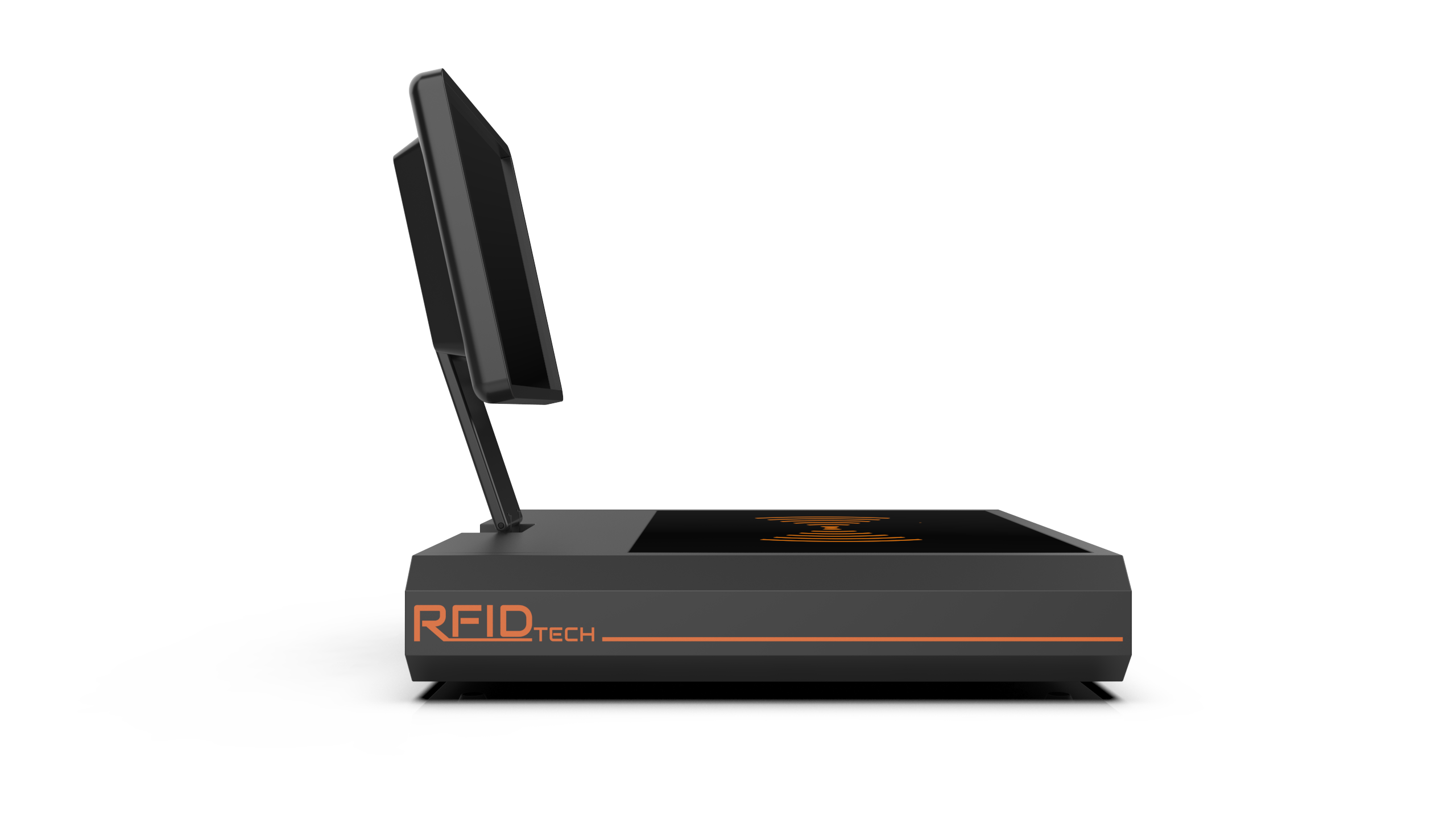 RFID E-Commerce Delivery Machine