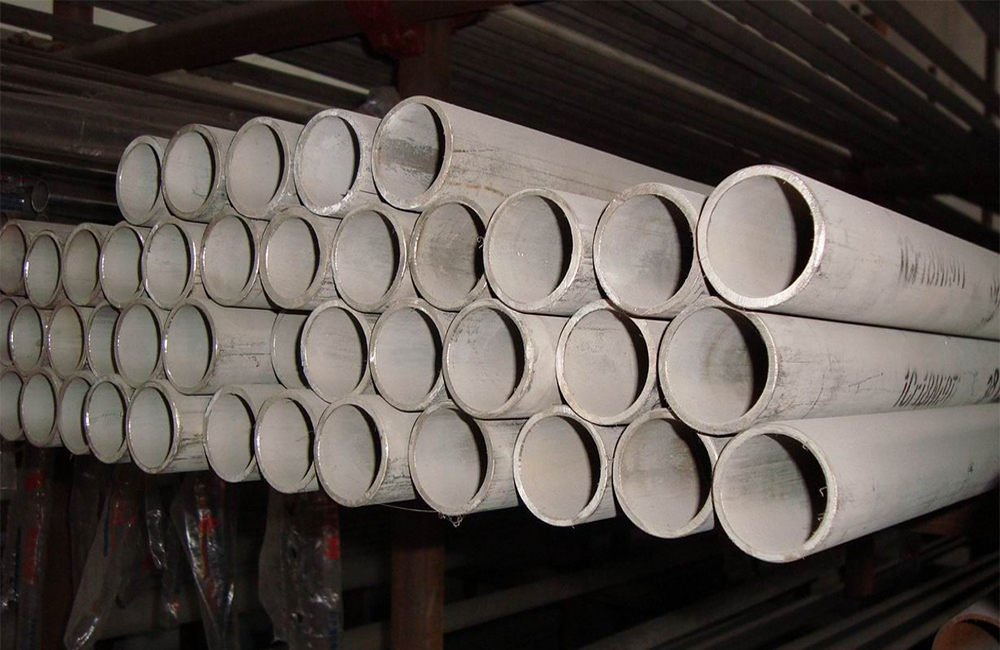 Pickled Stainless Steel Pipe