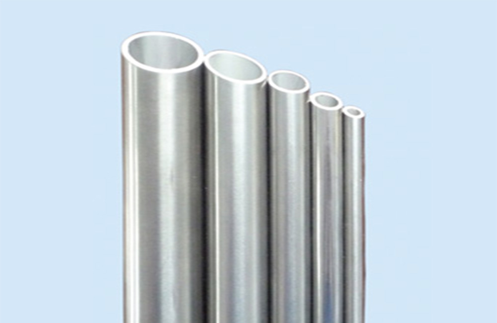Bright Seamless Stainless Steel Tubing