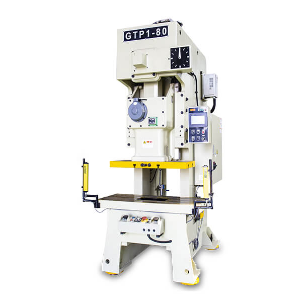 GTP1 Open Type Single Crank High Precision Power Presses