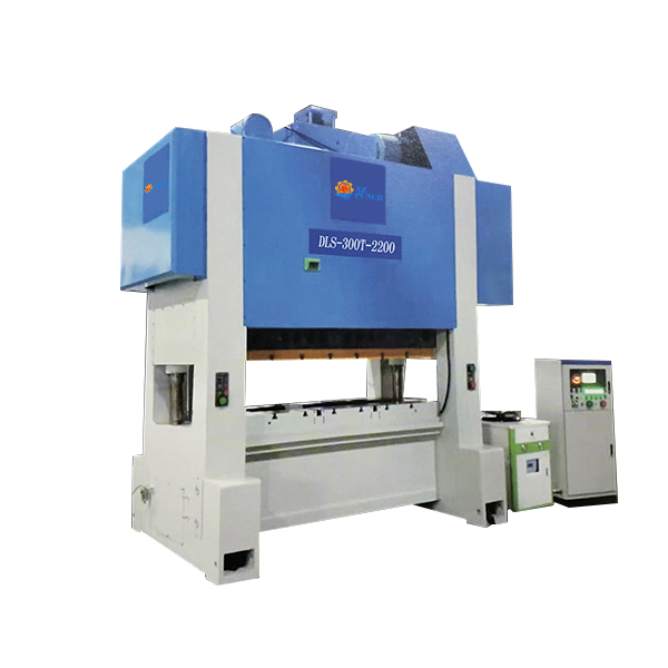 DLS H-Frame Precision High Speed Power Machine Punch Press