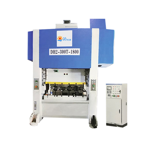 DH2-Closed Frame, T win Rod ,High Speed High precision Punch Press