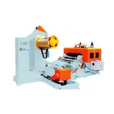 3 in-1 CNC uncoiling and leveling feeding device