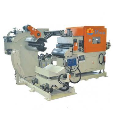 Thickness 3 in 1 NC Servo  Uncoiler Straightener Feeder
