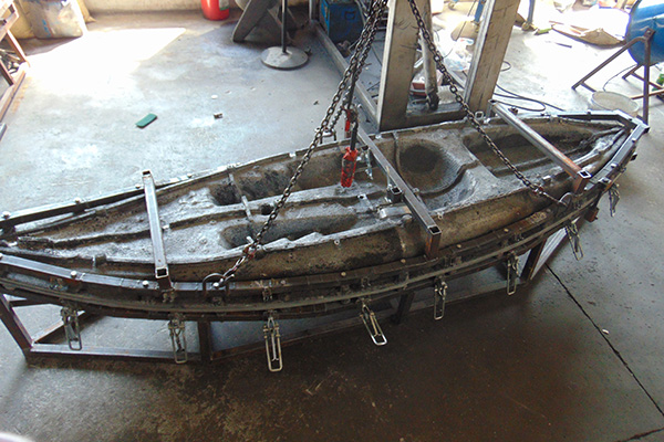 Kayak Mould