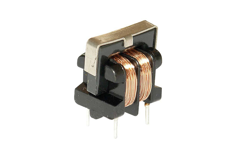 Line Filter EMI Common-Mode Suppression Inductors