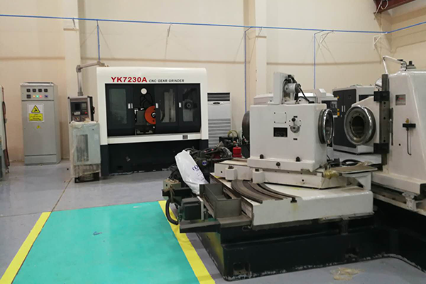 Complete Line For Gear Production Line In Sudan