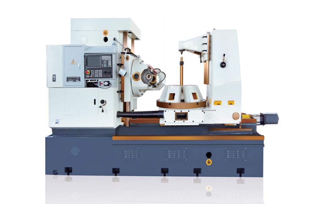 CNC2 GEAR HOBBING MACHINE